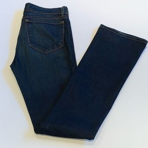 J Brand Dark Wash Bootcut High Rise Jeans